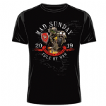 Isle Of Man TT Mad Sunday T-Shirt 2019